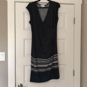 3 for $20 Faux wrap dress
